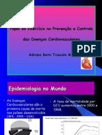 Exercício, Sistema Cardiovascular e Estresse Oxidativo