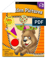 Hidden Pictures Grades 1-2