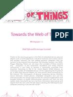 Web of Things whitepaper v1