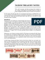 United Kingdom Treasury Notes