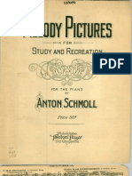Schmoll,A.-melody Pictures for Study and Recreation.cover