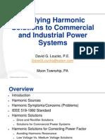 Harmonic Paper Presentation DGL V4