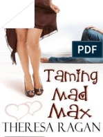 Taming Mad Max - Ragan, Theresa