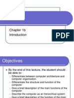Chapter 1b Introduction