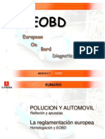 EOBD - Sistema de Diagnostico a Bordo