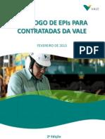 CATALOGO DE EPIs PARA CONTRATADAS VALE_2a EDIÇÃO