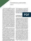 CONCEPTO DE FILOSOFÍA DE LA EDUCACION
