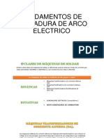 Fundamentos de Soldadura de Arco Electrico