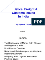DoingBusinessinIndialogisticsoverview-123616380339-phpapp02