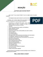 Dicas de Redacao PDF