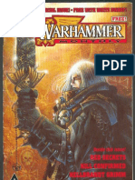 Warhammer Monthly Birthday issue