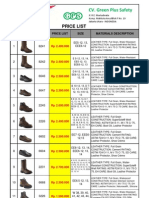 Price List of Red Wing Safety Shoes