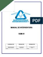 Sgmi-01 Manual de Interventoria