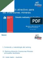 20130702161324_20130520 Chile País Atractivo para Inversiones Mineras VF