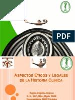 Aspectos Éticos y Legales de la Historia Clínica (2)