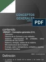Capitulo 1 Conceptos generales