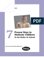 7 Ways to Motivate Children in School (1)