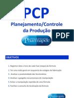 Treinamento - PCP