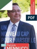 Programme de Patrick Mennucci - Municipales 2014