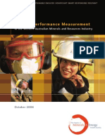 Positive Performance Measurement