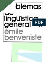 Benveniste-Emile-Problemas-de-Linguistica-General-II scribd.pdf