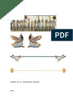 DIOSES DE LA MITOLOGÍA EGIPCIA