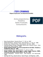 ITER CRIMINIS