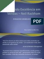Alcançando Excelência em Vendas – Neil Rackham