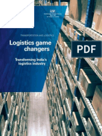 Logistics Game Changers
