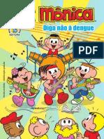Folheto_dengue - Turma Da Monica
