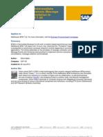 Intermediate events in BPM