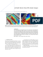 Fault Surfaces and Fault Throws From 3D Seismic Images
