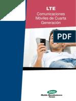 LTE Comunicaciones Moviles de Cuarta Generacion