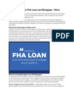 Complete Guide to FHA Loans and Mortgages