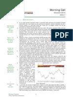Finanza MCall Weekly 290313