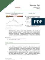 Finanza MCall Daily 08052013