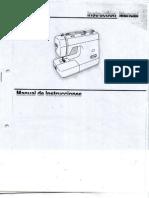 131,604 Máq. coser PANAVOX 8160