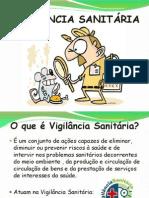 APRESENTAÇÃO vigilancia sanitaria 2
