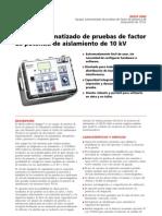 Medidor Factor de Potencia DELTA2000-1