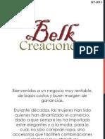 Catálago Belk