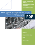 Producción industrial de mermelada de guayaba