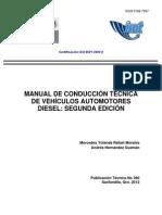 Manual de Conducción Técnica a Diesel