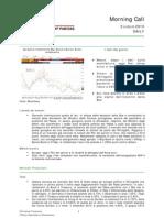 Finanza MCall Daily 04072013