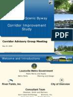 River Road Scenic Byway - Corridor Improvement Study