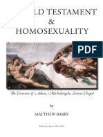 Old Testament Homosexuality