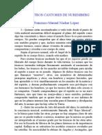 Francisco Nacher Los Maestros Cantores (1)