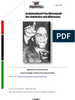 85921785 What is Nationalism Pan Africanism Compare the Similarities and Differences
