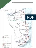 MOZ - MAPS Inhambane Province June 05