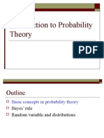 Lecture Probability