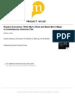 Hicks Hoodoo Economics